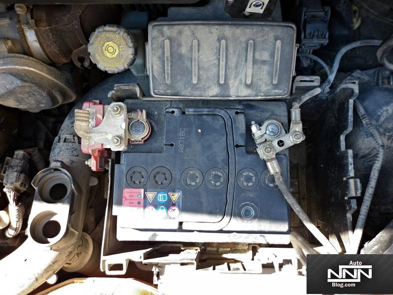 probleme acumulator Renault Modus