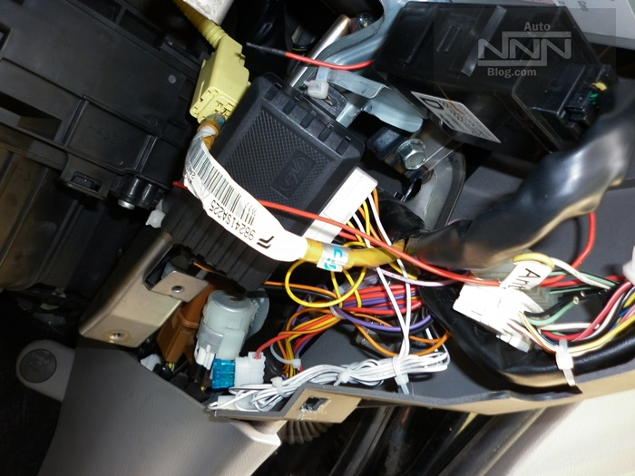 schimbare unitate centrala pentru inchiderea centralizata la Subaru Forester 9