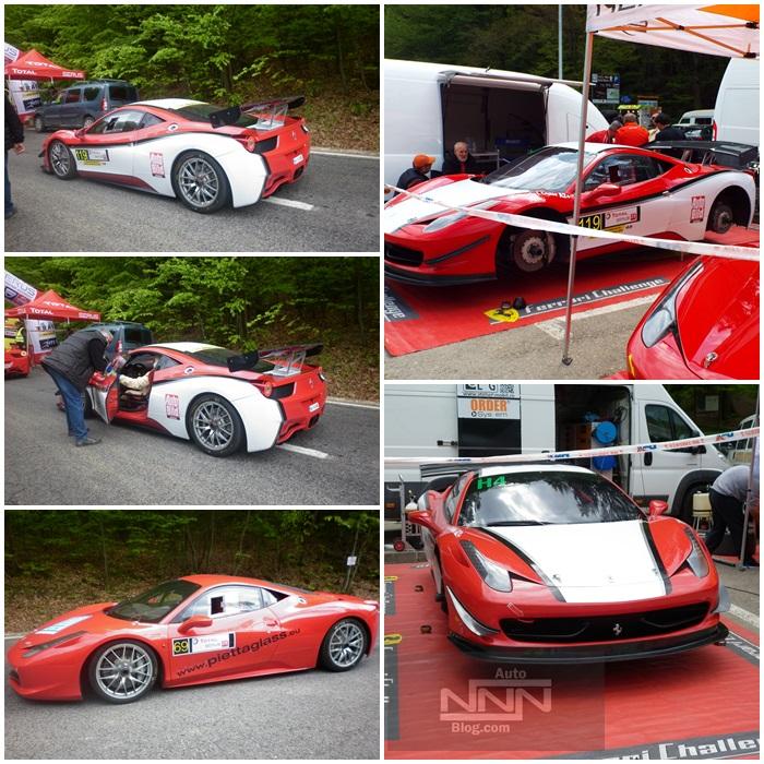 CNVC Trofeul Rasnov 2016 Colaj Ferrari