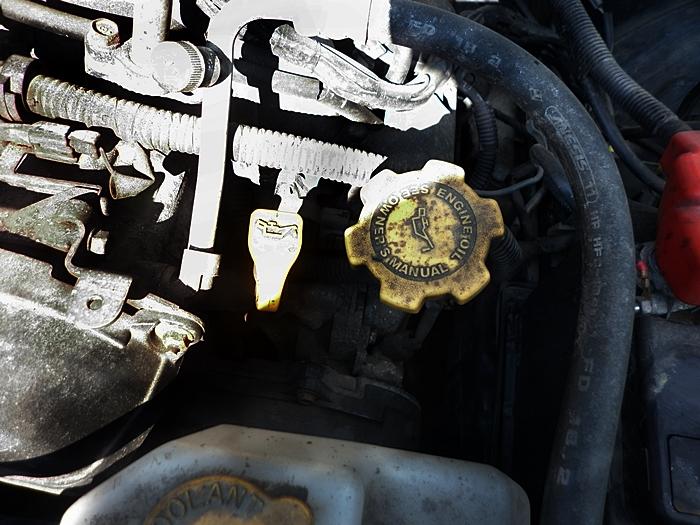 Cum schimbam filtrul si uleiul de motor la Subaru Forester 1 2,5 16V