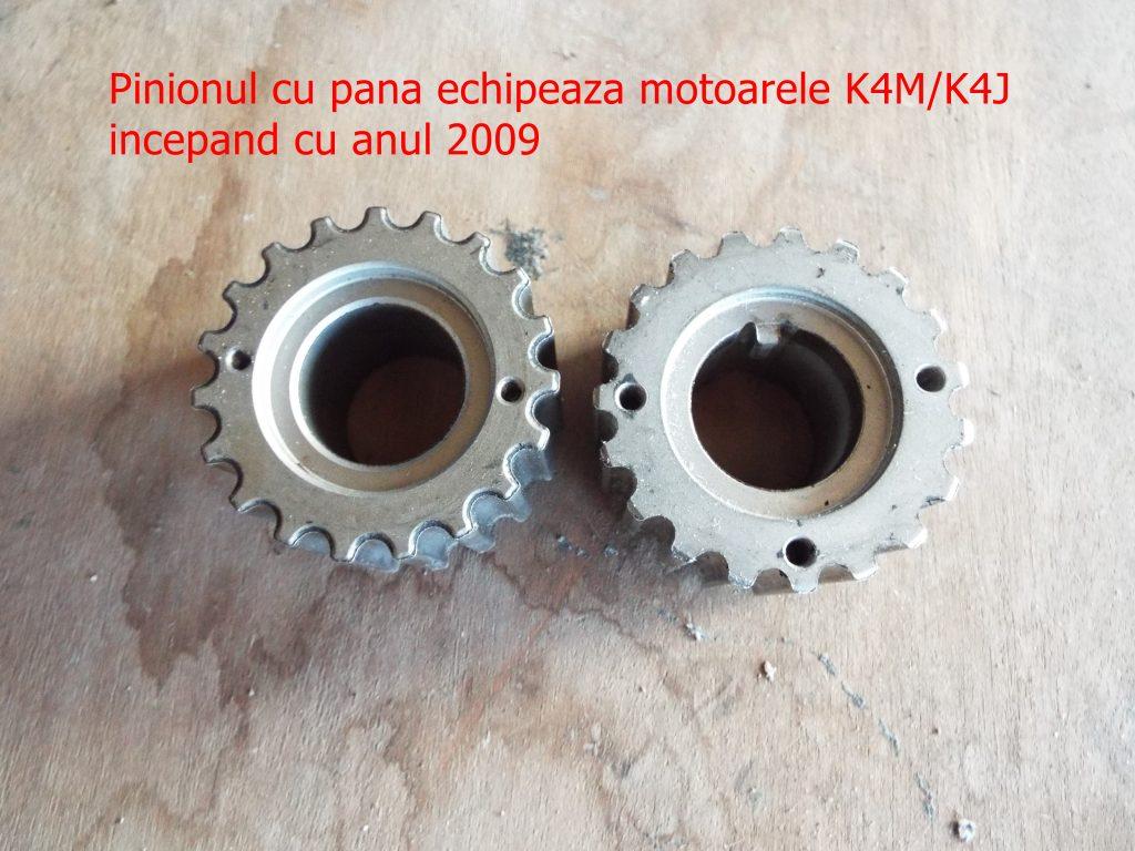 Distributie motor Renault K4J/K4M Renault Modus Partea a IIa 1