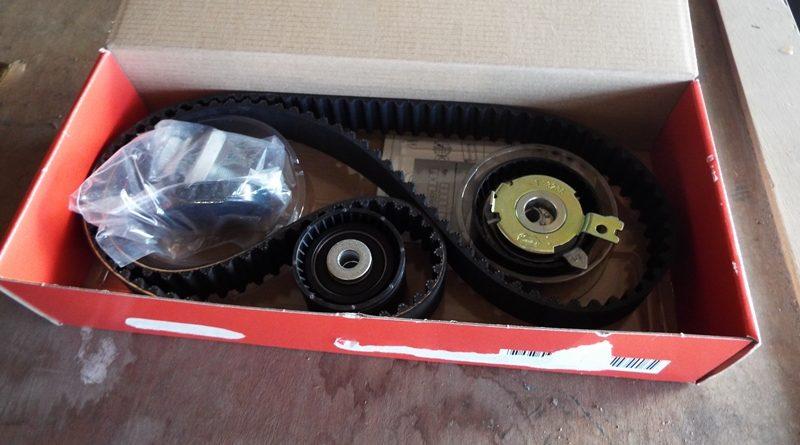 Distributie motor Renault K4J,K4M Renault Modus Partea a IIIa