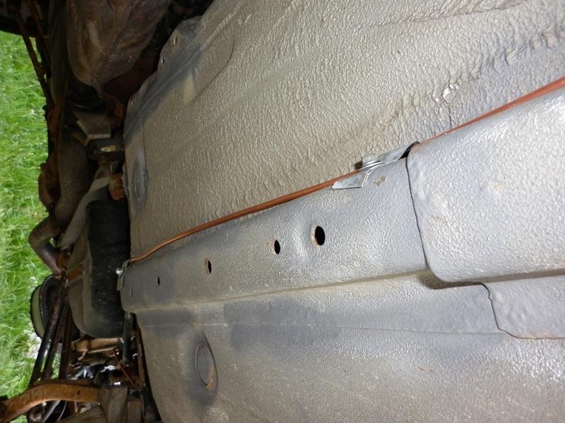 schimbare conducte de frana la Subaru Forester 2