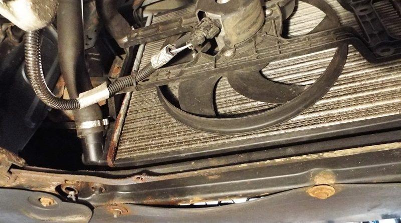 Tutorial demontare radiator racire Dacia Logan 1,4 MPI