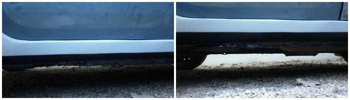 Dacia Logan. Reparatie prag C4