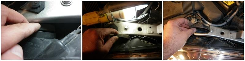 Cum se schimba becul de pozitie pe fata la Renault Megane 3 - C1