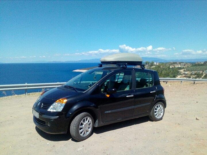 Renault Modus--100.000 km si 12 ani