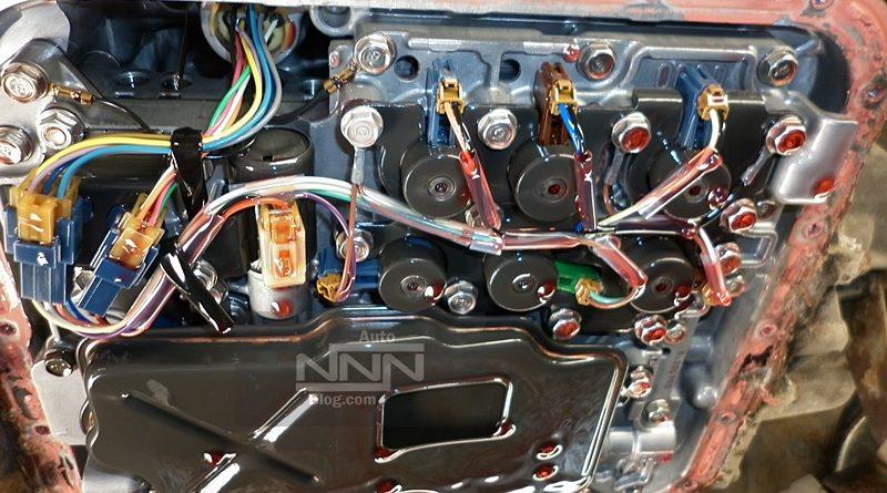 Cum am reparat baia de ulei de la cutia automata-Subaru Forester