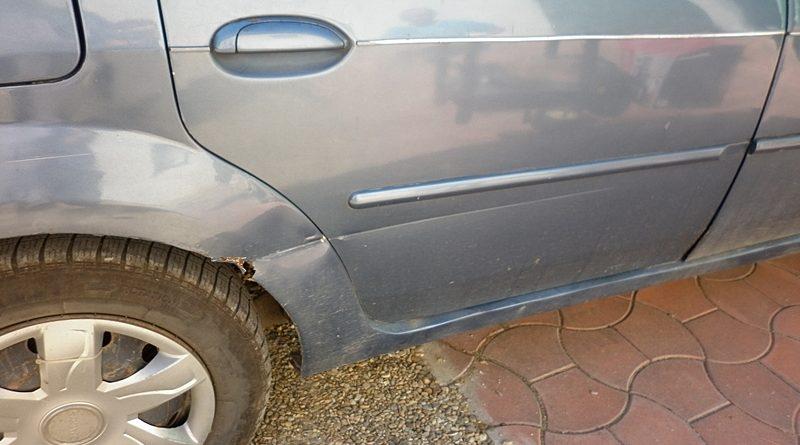 Dacia Logan 1. O reparatie rapida si ieftina