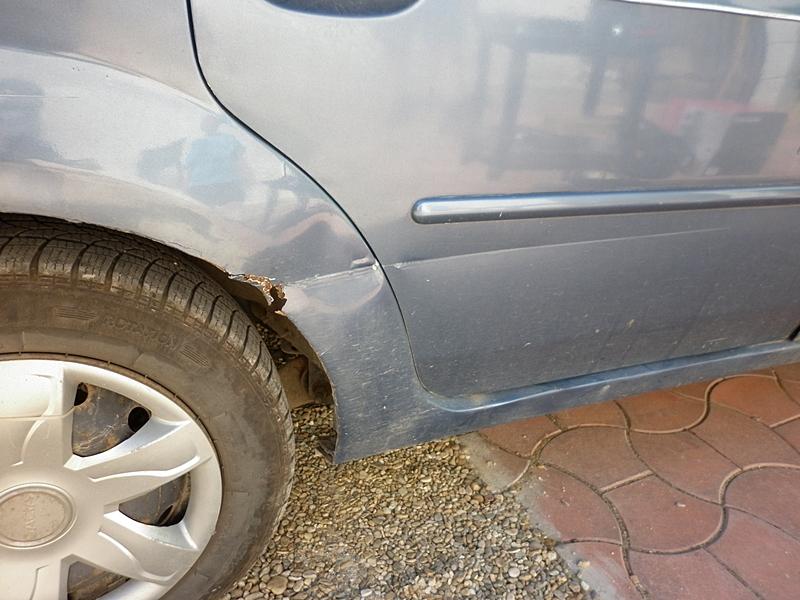 Dacia Logan 1. O reparatie rapida si ieftina-921