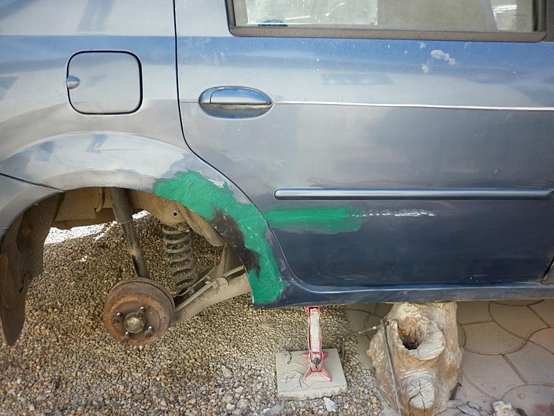 Dacia Logan 1. O reparatie rapida si ieftina-933