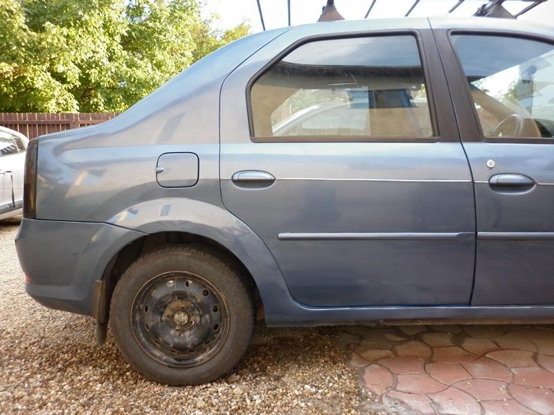 Dacia Logan 1. O reparatie rapida si ieftina-971