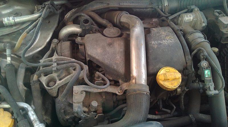 Cum se schimba bujiile incandescenta la Renault Megane III 1,5 Dci