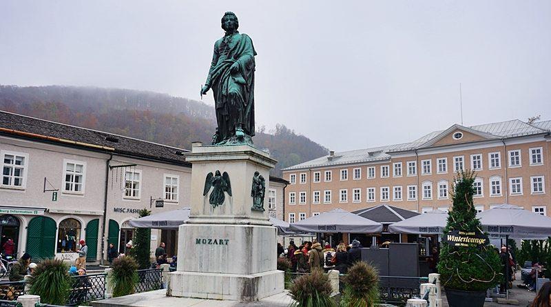 Weekend in orasul lui Mozart